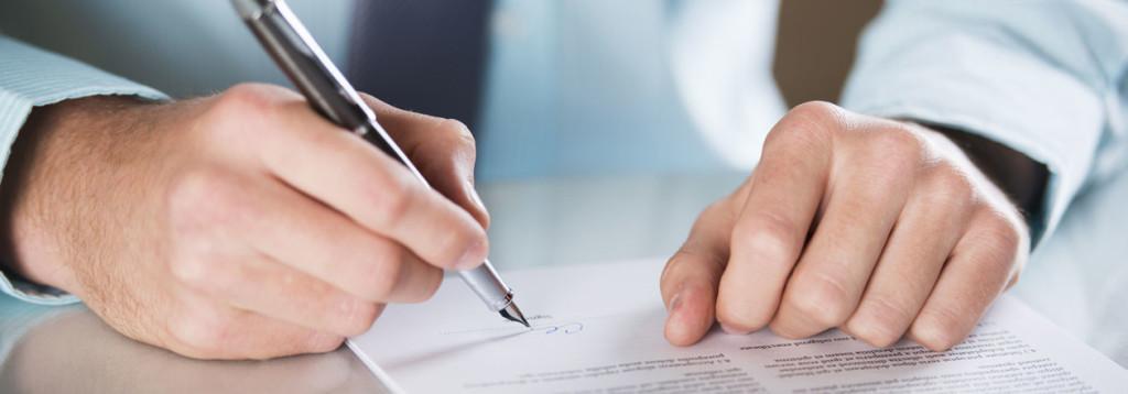 Изучаем разные формы договоров