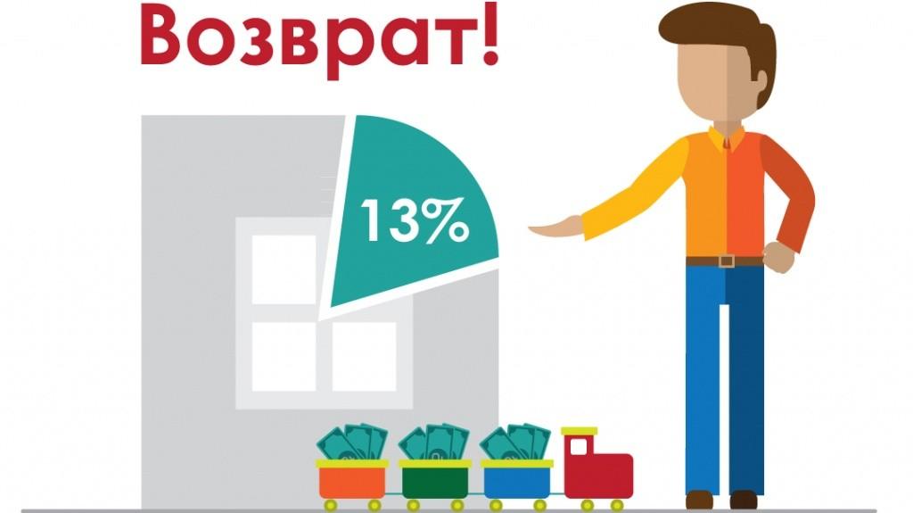 можно ли вернуть 13 процентов с покупки квартиры