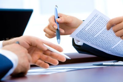 Обязательные условия предварительного договора